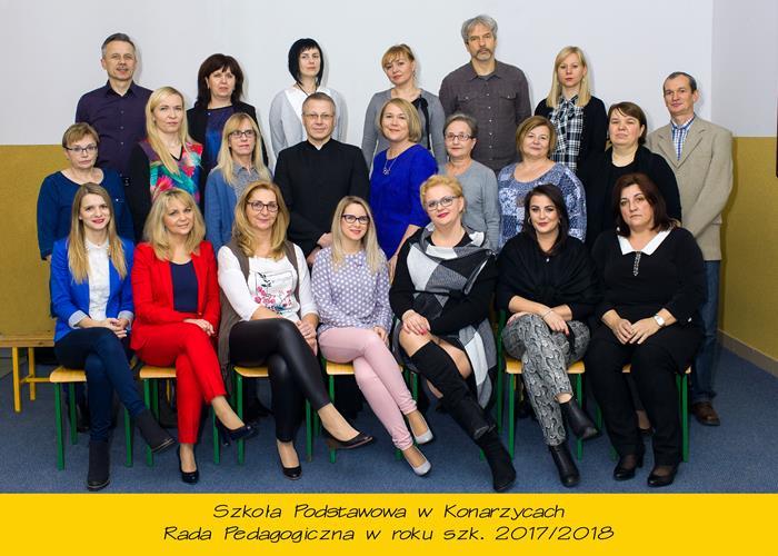 Rada Pedagogiczna rok szk. 2017/2018